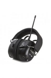 Deluxe hørselsvern med radio og bluetooth
