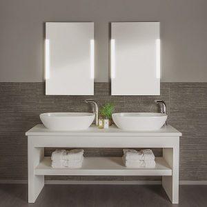 Imola Speil med lys