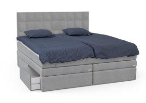 Opal seng med oppbevaring