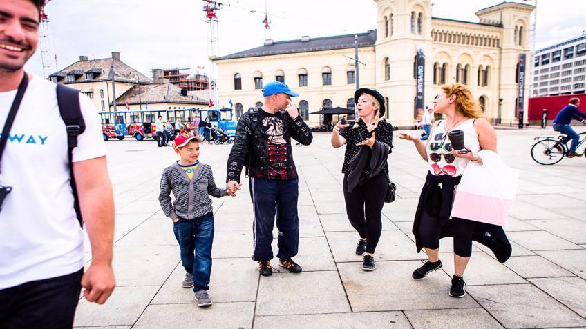 """""""Must see"""" severdigheter i Oslo"""