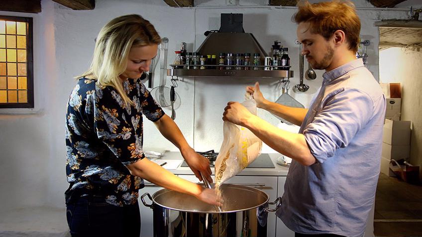 Kurs i ølbrygging i Oslo