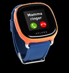 XPLORA – Barnets første mobiltelefon