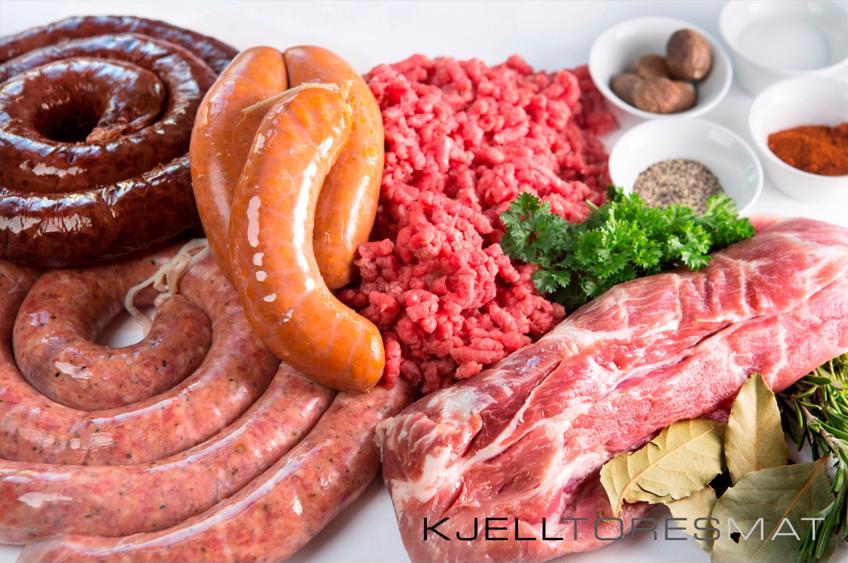 Pølse- & burgerkurs hos KJELLTORESMAT
