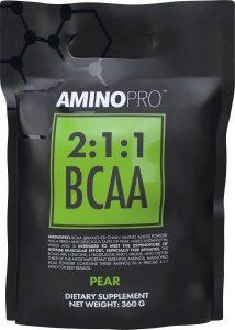 HealthyCo AminoPro BCAA Powder Pear