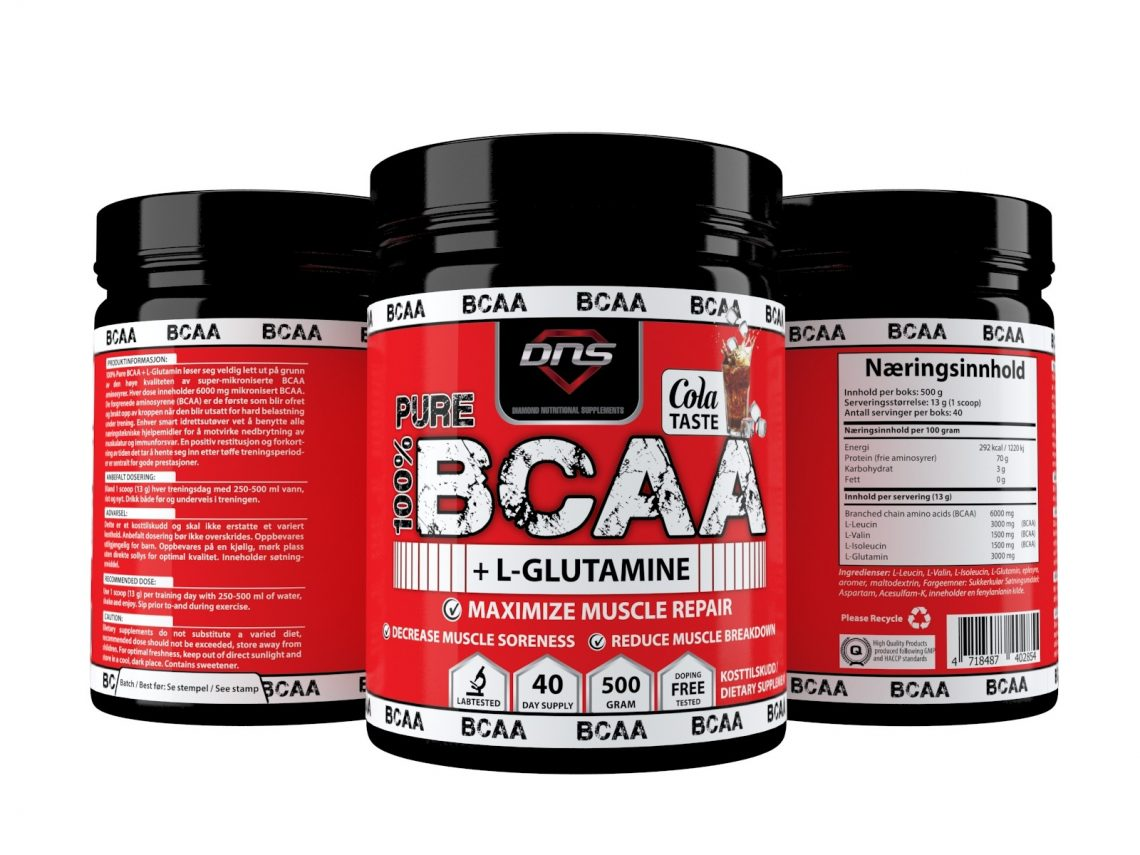 bcaa guide