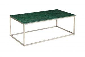 Carrie – tidløst stuebord med marmorplate