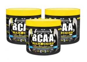 BCAA Hardcore 264 g